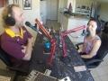 Veronica Osorio on Box Angeles Podcast