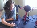 Improviser Stephanie Allynne Background and Bio