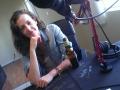 Actor Stephanie Allynne on Box Angeles Podcast