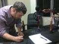 Improv's Sean Monahan Chats w/ Mike Box Elder