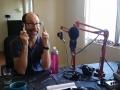 Improviser Brian Huskey Background and Bio