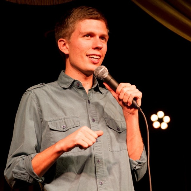 Comedian Chris Thayer Interview and Background
