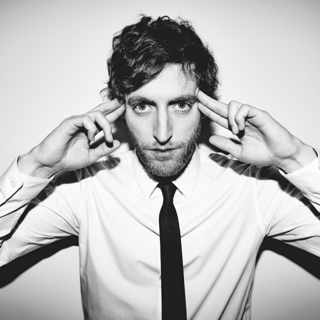Improviser Thomas Middleditch Podcast Interview
