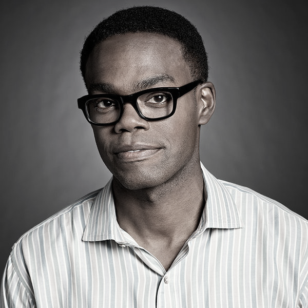 William Jackson Harper Podcast Interview